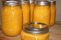 Money Saving Tip – Can your own Nacho Cheese Sauce / Absolutely the best cheese sauce to use for nachos, cheese fries, 5 layer dip, etc… #canning
