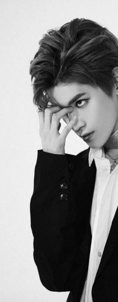 Ideas For Nct Aesthetic Wallpaper Taeyong Tropical Wallpaper, Pink Wallpaper Iphone, Trendy Wallpaper, Nct Taeyong, Most Beautiful Pictures, Cool Pictures, Kdrama, Watercolor Wallpaper, Kpop