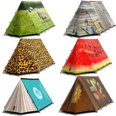 I so want one of these for my next camping trip – Camp in Style With These Gorgeous Tents!