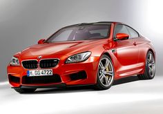 BMW's just let loose its latest Red M-Coupe and its speeding out of Munich with a 4.4 liter Twin Turbo V8 producing a total of 560 hp an 500 lb-ft of torque. The new M6 will hit 0-62 in 4.2 seconds and can hit 189 mph with the optional M Driver's package. A convertible variant will also be available and come out this June before the coupe's arrival later in the summer