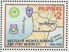 Stamp: End of World War II - 50th Anniversary (Philippines) (End of World War II - 50th Anniversary) Mi:PH 2601