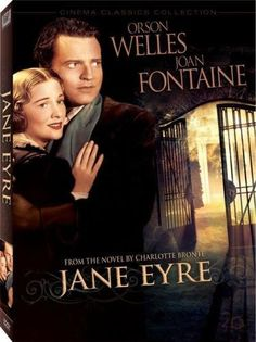 Orson Welles & Joan Fontaine - Jane Eyre
