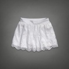 Shine Lace Skirt   Abercrombie.com   Check out our Pin To Win Challenge at http://on.fb.me/UfLuQd