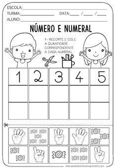 toan hoc to mau va cat 1st Grade Worksheets, Kindergarten Math Worksheets, School Worksheets, Teaching Kindergarten, Preschool Activities, Body Preschool, Preschool Math, Math Classroom, Kindergarten Portfolio