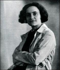 † Elizabeth Augustin (June 13, 1903 - December 14, 2001) German/ Dutch writer and translator.