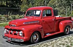 1952 Ford F 1 Pick up