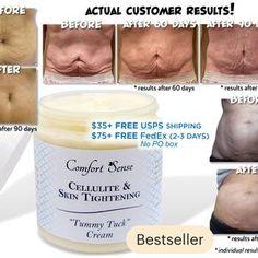 Cellulite Skin Tightening Tummy Tuck Oil for | Etsy Skin Tightening Cream, Skin Firming, Belly Skin Tightening, Lose Arm Fat, Lose Belly, Fat Burning Cream, Cellulite Oil, Face Fat Loss, Oil For Stretch Marks