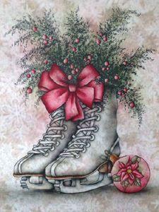 Vintage christmas - Mary Owens