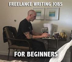 The day I was laid off from my job as an apprentice electrician I decided to really crack the code on how to get freelance writing jobs for beginners.