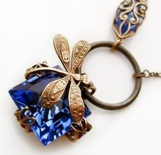 ~ Art Deco/Nouveau Dragonflies ~