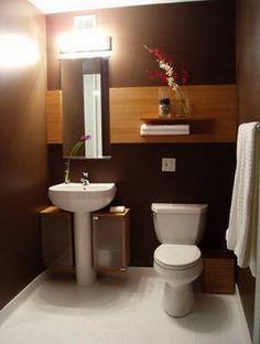 Extra Small Bathroom Decorating Ideas 100 small bathroom designs & ideas | bathroom designs, bathroom