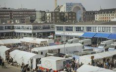 Kødbyens Mad & Marked - Street food market