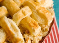 Paula Deen's famous chicken pot pie recipe is simple to prepare and a sure hit for any fall or winter meal.