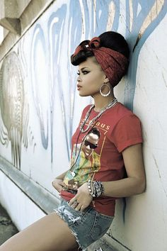 Image result for andra day style