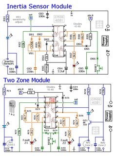 Simple 250W Inverter Circuit Diagram | Electronic cicuits ...