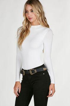 Girl's Night Long Sleeve Bodysuit