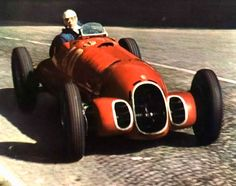 "luimartins: "" Jean Pierre Wimille Alfa Romeo 312 Swiss GP 1938 """