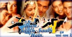 hum saath saath hain. A movie that i never get tired of watching!