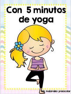 Pausas Activas Otra Forma De Mejorar La Atencion En 2020 Posturas De Yoga Para Ninos Yoga Para Ninos Dibujos Para Preescolar