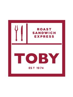 Topy Carvey Roast Sandwich Express Logo
