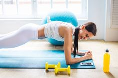 The Ultimate Home Workout Guide to the 150 Best Moves, Plus Workout Videos (FitSugar) Great Ab Workouts, Effective Ab Workouts, Best Ab Workout, Workout Guide, At Home Workouts, Workout Nook, Hiit, Ab Moves, Ab Exercises