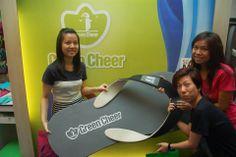 at PWTC (Putra World Trade Centre) Malaysia International Shoe Festivel 2014