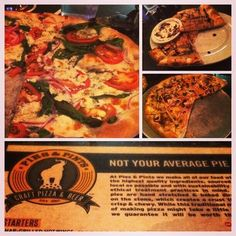 Pies & Pints Pizzeria - Amazing pizza! One of a kind! - Fayetteville, WV, United States