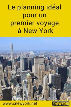 Empire State Building, Road Trip, Voyage New York, Planning, Blog Voyage, Monuments, New York Skyline, Nyc, How To Plan