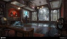 Titanfall 2 isn't just a very good video game, it's also a very pretty one, with some of the best character, mech and environment design around. So let's take a look at where all that stuff came from. Environment Concept Art, Environment Design, Fantasy Landscape, Fantasy Art, Lighting Concepts, Futuristic Art, Interior Concept, Office Art, Environmental Art