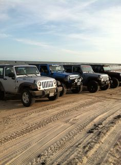 Outlaws Jeeps TX.