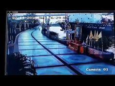 Container ship destroyed shopping mall in Bangkok | Seefahrt24.de
