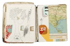 5 insanely inspiring illustrator's sketchbooks