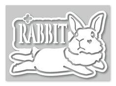 Rabbit, Accessories, Bunny, Rabbits, Bunnies, Jewelry Accessories