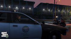 Nueva pantalla del 26/08 de #GTAV, disponible en #X360 y #PS3.