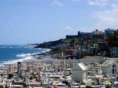 I love cemeteries... Puerto Rico