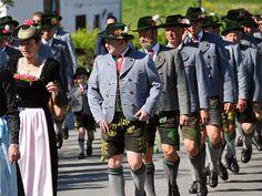 Bavarian Tyrolean Hat