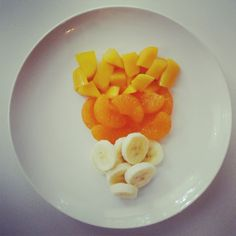 Fall Inspired Toddler Fruit Platter from our favorite blog...Little Baby Garvin! :)