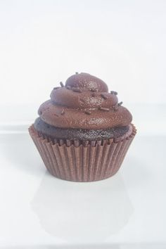 chocolate ganache cupcakes | recipe | chocolate ganache cupcakes