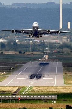 Airbus 380 ( that's some rubber on runway !! ) '' When pilots say say got 'rubbers ' = thought they never made errors ? Well getting stewardess pregnant would count as a huge error so rubbers cum in handy there !! ✈️