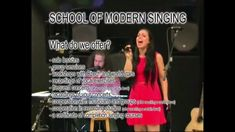 School of Modern Singing - who we are and what we offer? Vocal Lessons, Singing Lessons, Singing Tips, Vocal Exercises, Vocal Coach, World Star, Concert, Singing School