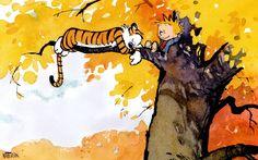 Arte antes do Lucro: uma homenagem a Calvin & Hobbes - http://www.showmetech.com.br/uma-homenagem-a-calvin-hobbes/