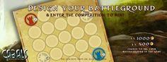 Battleground Design  Competition 2014 News | Cabals: Magic & Battle Cards
