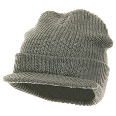 G.I. Jeep Cap - Grey