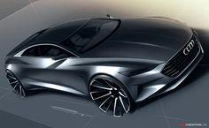 Audi 'Prologue' concept car