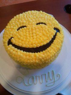 It's happy to smile