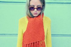 60s Naïf winter! #StreetStyle #JohanssonSisters #IN2ITIONSTYLE Looks Street Style, Crochet, Winter, Sweaters, Dresses, Fashion, Dots, Winter Time, Vestidos