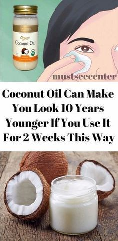 When we talk about health and beauty coconut oil is one of the most beneficial ingredients. In this article we will present few reasons for using coco… - Coconut Oil For Acne, Organic Coconut Oil, Organic Skin Care, Natural Skin Care, Natural Face, Organic Facial, Natural Things, Organic Makeup, Organic Beauty