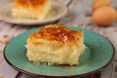 Galaktoboureko is definitely one of the most classic and traditional Greek recipes, a much-loved phyllo dessert that makes the perfect end for almost any meal. Greek Sweets, Greek Desserts, Greek Recipes, Best Galaktoboureko Recipe, Baking Recipes, Dessert Recipes, Egyptian Food, Custard Filling, Recipes With Marshmallows