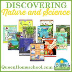 Nature and Science Curriculum for the Charlotte Mason #Homeschool #CMHomeschool  (affiliate link)