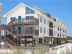 Spyglass 106B: Attractively decorated beachside condoVacation Rental in Gulf Shores from @homeaway! #vacation #rental #travel #homeaway
